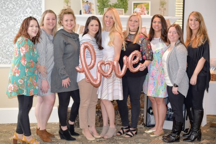bridal showers of happiness!